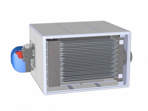 Prezentare produs Generator de aer cald EMS-Apen Group APEN - Poza 6
