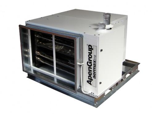 Prezentare produs Generator de aer cald One-Apen Group APEN - Poza 3