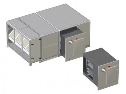 Generator de aer cald PCH-Apen Group Generatoare de aer cald