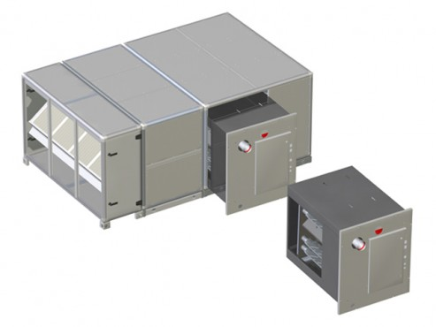 Prezentare produs Generator de aer cald PCH-Apen Group APEN - Poza 4