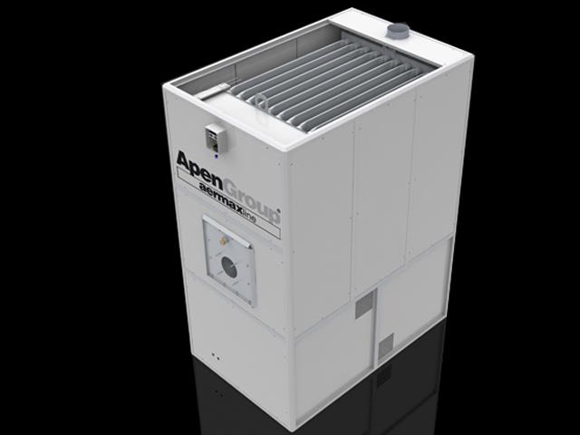 Generator de aer cald PK Sport-Apen Group APEN - Poza 2