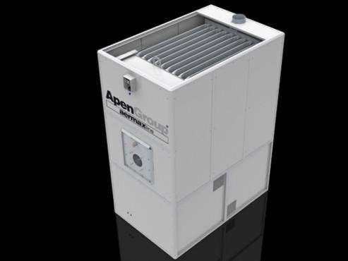 Prezentare produs Generator de aer cald PK Sport-Apen Group APEN - Poza 2