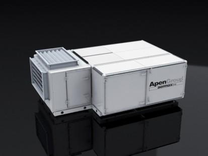 Generator de aer cald PK-Apen Group Generatoare de aer cald