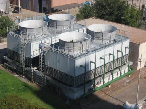 Prezentare produs Turnuri de racire cu circuit deschis Seria PMM MITA - Poza 5