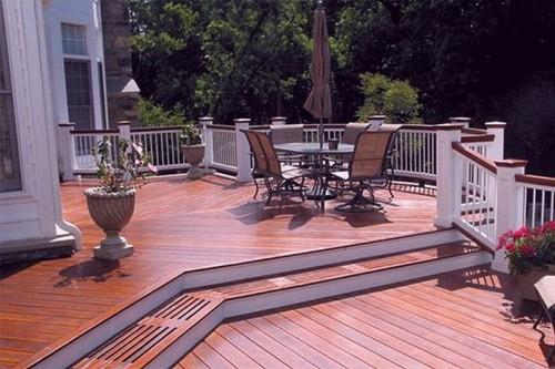 Prezentare produs Pardoseli compozit pe terasa locuintei Decolandia - Poza 12