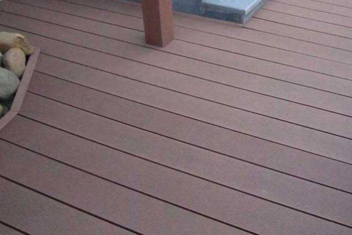 Pardoseli compozit pe terasa locuintei Decolandia - Poza 14