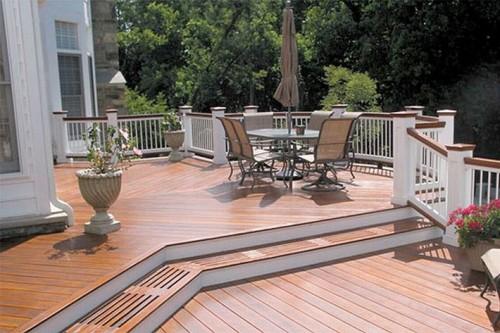 Prezentare produs Pardoseli compozit pe terasa locuintei Decolandia - Poza 15