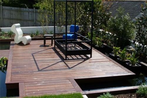 Prezentare produs Pardoseli compozit pe terasa locuintei Decolandia - Poza 17
