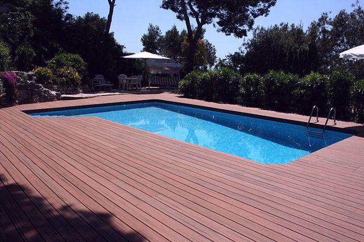 Pardoseli compozit in jurul piscinei Decolandia - Poza 20