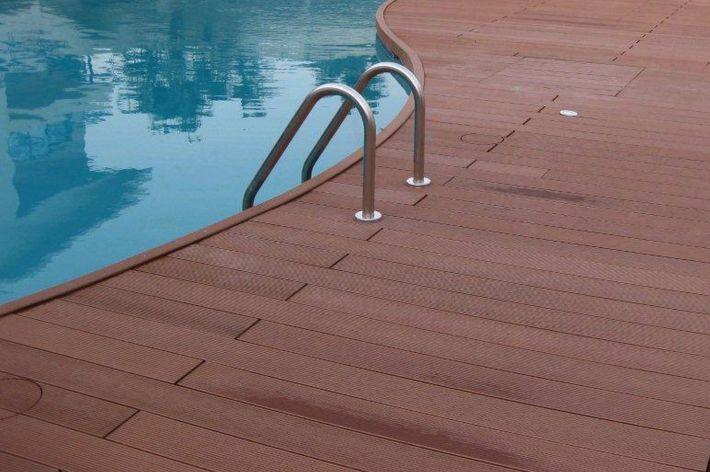 Pardoseli compozit in jurul piscinei Decolandia - Poza 21