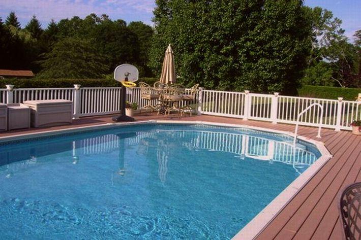 Pardoseli compozit in jurul piscinei Decolandia - Poza 22