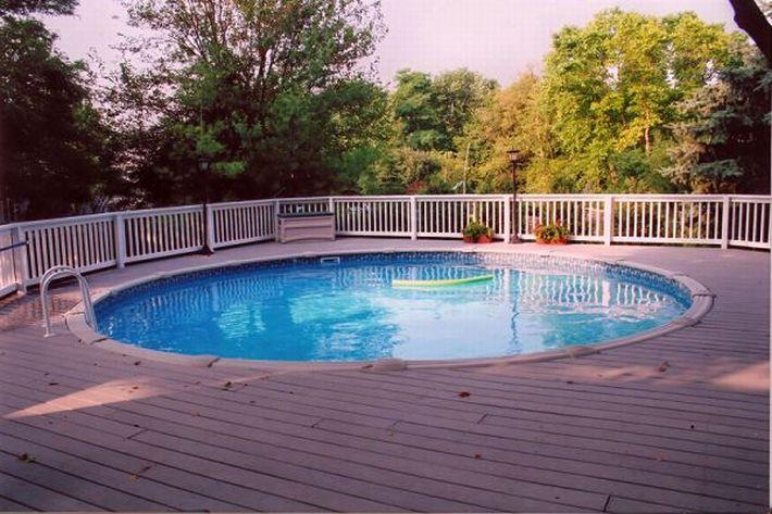 Pardoseli compozit in jurul piscinei Decolandia - Poza 24
