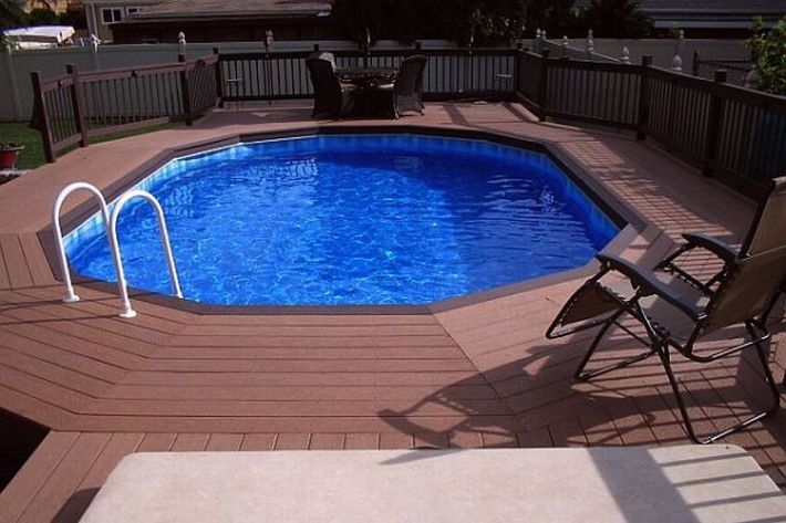 Pardoseli compozit in jurul piscinei Decolandia - Poza 27