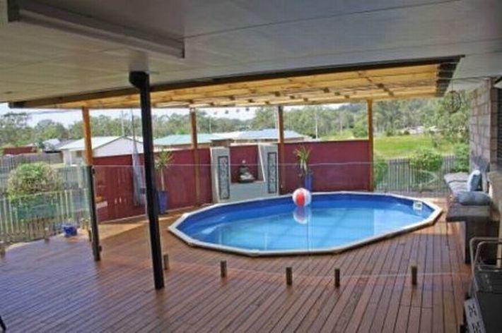 Pardoseli compozit in jurul piscinei Decolandia - Poza 28