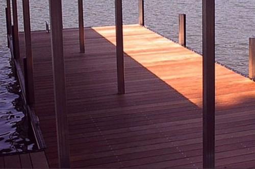 Prezentare produs Ponton deck compozit Decolandia - Poza 50