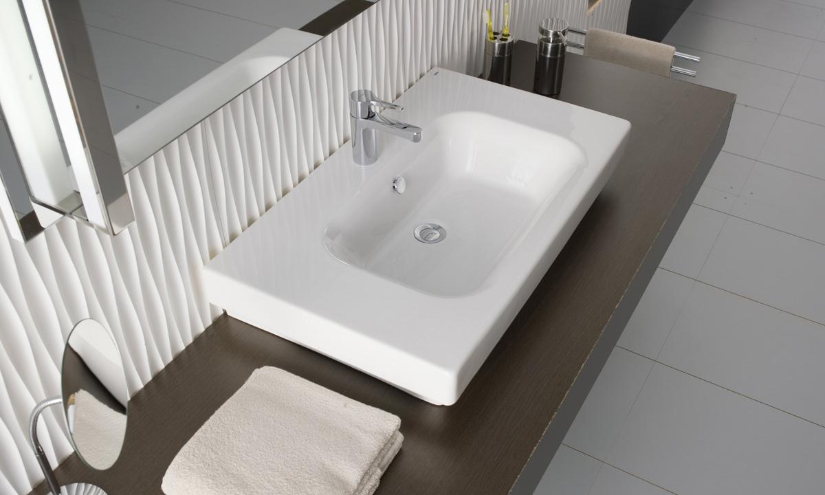Obiecte sanitare - Colectia FLEX - 80 Sobreencimera-11 GALA - Poza 8