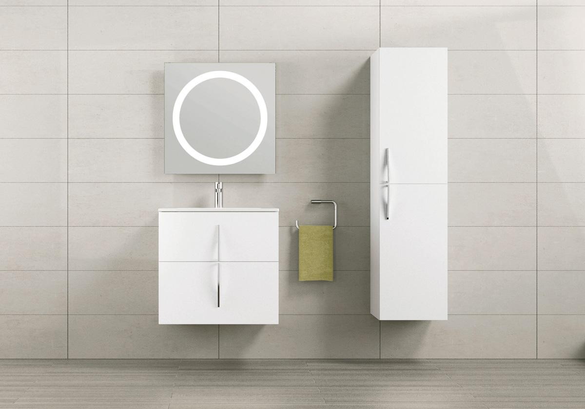 Obiecte sanitare - Colectia CUARZO 2C 60 BL-12 GALA - Poza 1