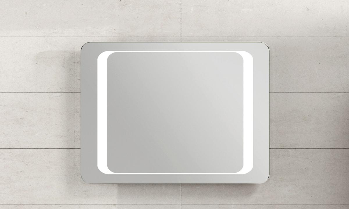 Oglinda cu lumina rectangulara CUARZO 2C GALA - Poza 4