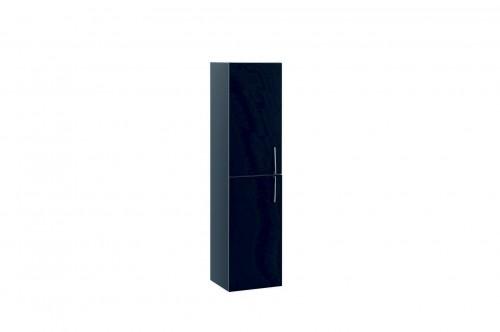 Dulap coloana negru lucios CUARZO 2C GALA - Poza 2