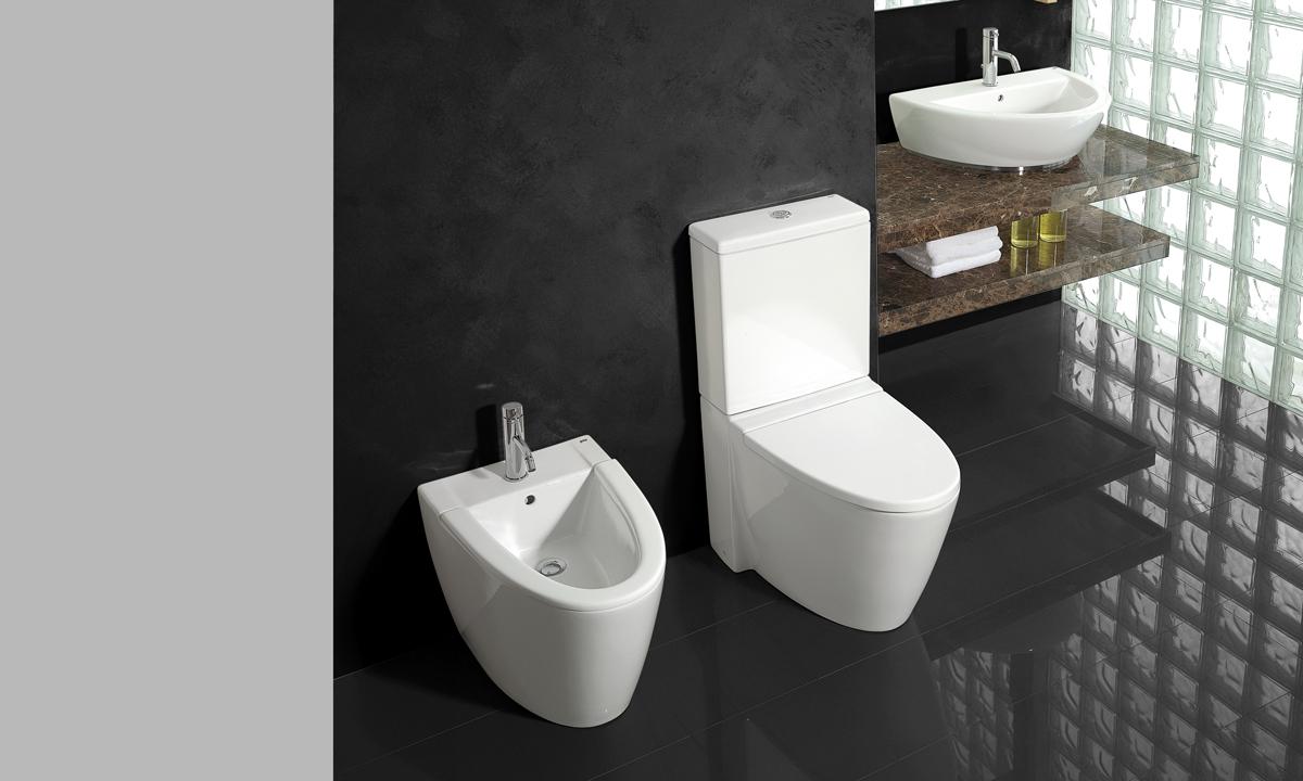 Obiecte sanitare - Colectia ARQ 13A WC-Bideu GALA - Poza 2