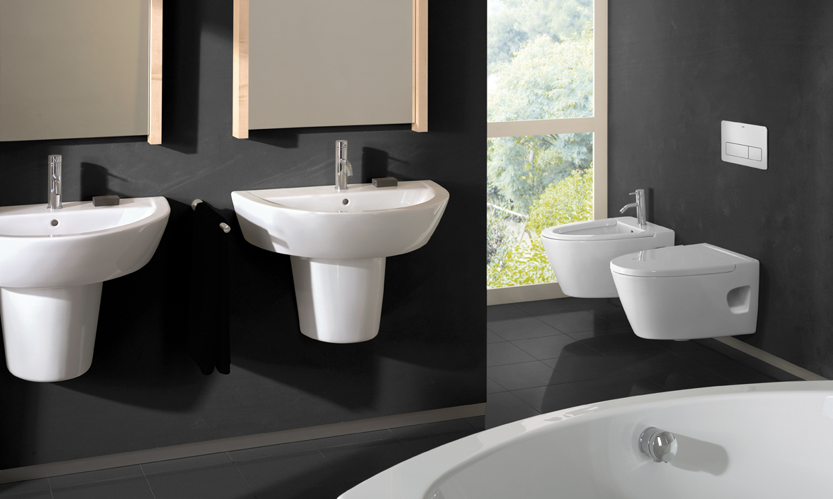 Obiecte sanitare - Colectia ARQ 13B WC-Bideu Suspendat GALA - Poza 4