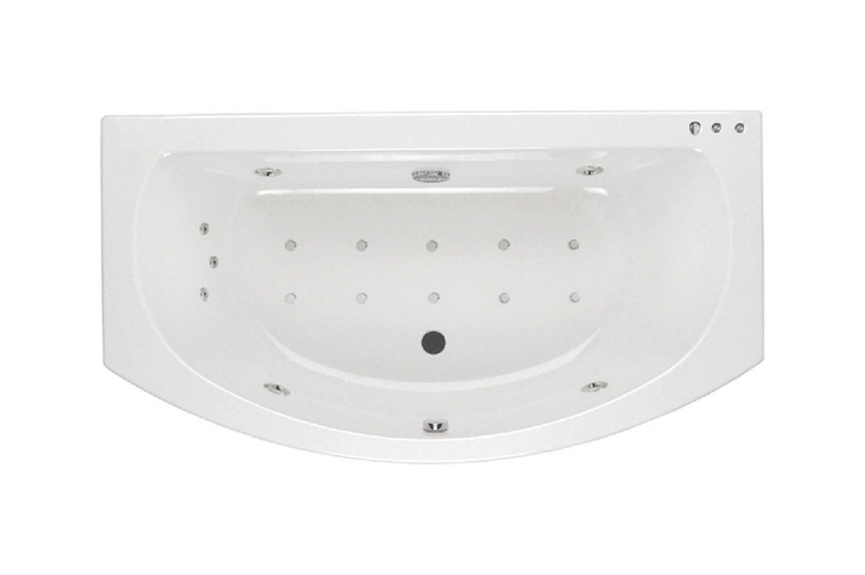 Cada de baie cu Sensitive Touch - ARQ GALA - Poza 3