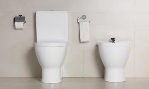 Obiecte sanitare - Colectia EMMA ROUNDED - BTW WC-Bideu-12A GALA - Poza 6