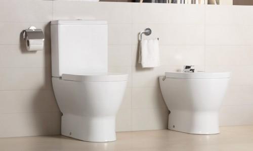 Obiecte sanitare - Colectia EMMA ROUNDED - BTW WC-Bideu-12C GALA - Poza 8
