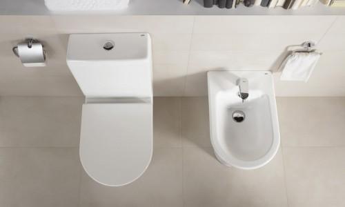 Obiecte sanitare - Colectia EMMA ROUNDED - BTW WC-Bideu-12D GALA - Poza 9