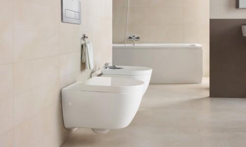 Obiecte sanitare - Colectia EMMA ROUNDED - BTW WC-Bideu Suspendat-12B GALA - Poza 13