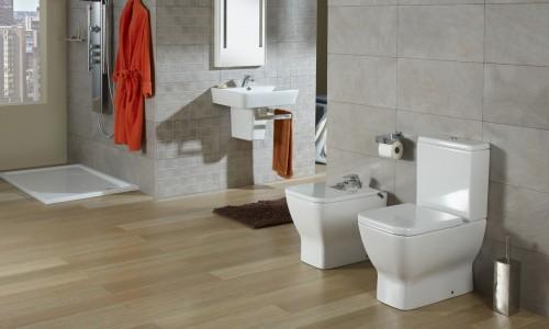 Obiecte sanitare - Colectia EMMA SQUARE BTW-11B GALA - Poza 5