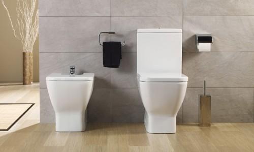Obiecte sanitare - Colectia EMMA SQUARE WC-Bideu 11 GALA - Poza 9