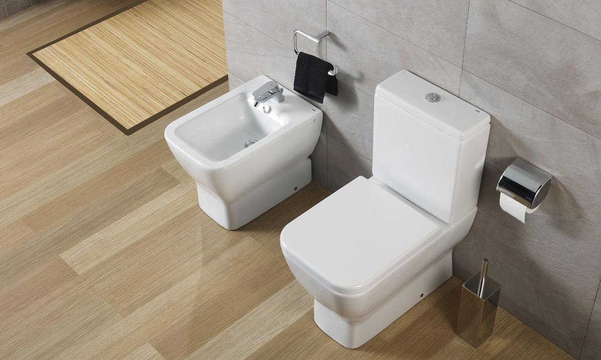 Obiecte sanitare - Colectia EMMA SQUARE WC-Bideu 11A GALA - Poza 10