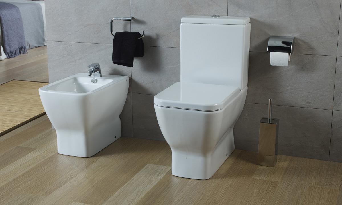 Obiecte sanitare - Colectia EMMA SQUARE WC-Bideu 11B GALA - Poza 11