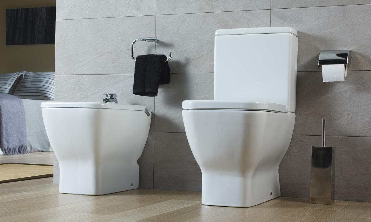 Obiecte sanitare - Colectia EMMA SQUARE WC-Bideu 11C GALA - Poza 12
