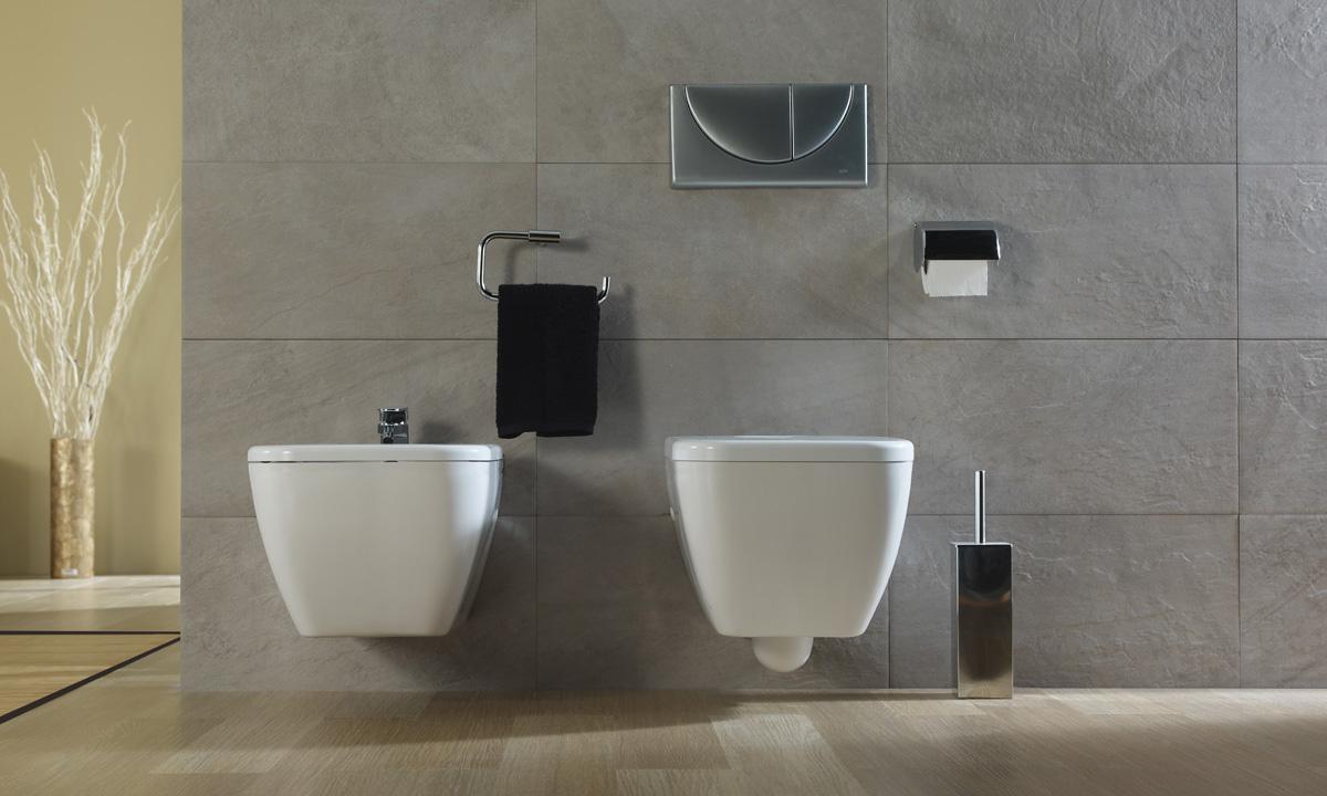 Obiecte sanitare - Colectia EMMA SQUARE WC-Bideu Suspendat 11B GALA - Poza 14