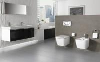 Obiecte sanitare - seturi complete Gama de obiecte sanitare GALA cuprinte colectii de obiecte sanitare ceramice, colectii de obiecte si mobilier cat si cazi de baie.
