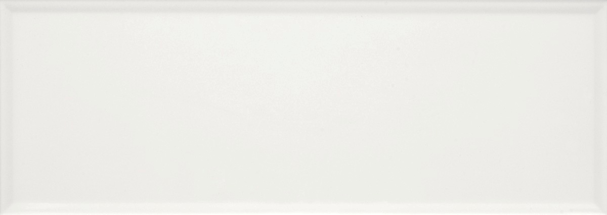 Faianta glazurata - Bisel blanco 25x70 - BAQUEIRA GALA - Poza 1
