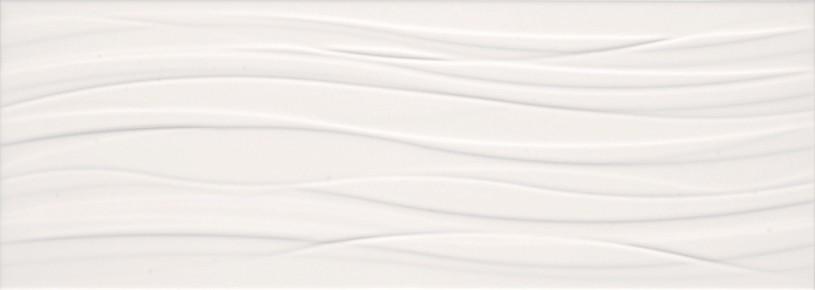 Faianta glazurata - Ondas blanco 25x70 - BAQUEIRA GALA - Poza 4