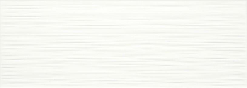 Faianta glazurata FORMIGAL - Lineas blanco 25x70 GALA - Poza 2