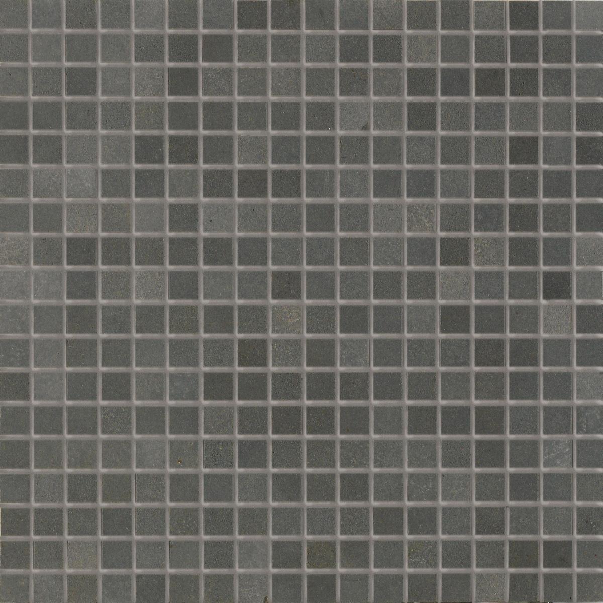 Mozaic pe plasa - Basaltina gris 30x30 GALA - Poza 3
