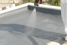 Pelicule hidroizolante si protectii speciale cu poliurea BASF