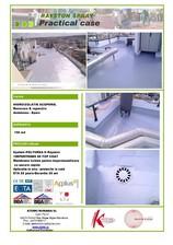 Hidroizolare acoperis - renovare&reparatie - Andalusia, Spania Krypton Chemicals