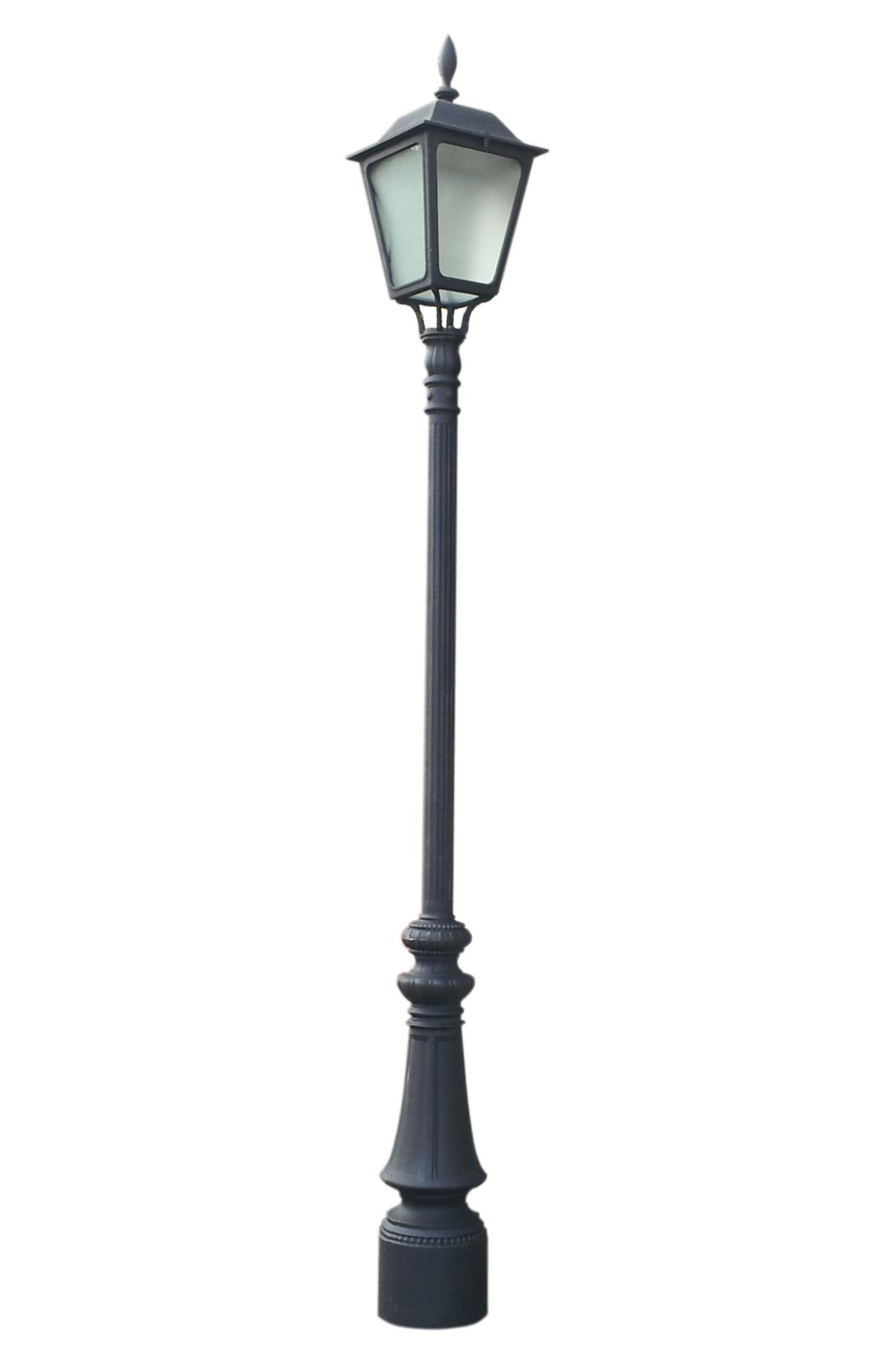 Stalpi ornamentali pentru iluminat stradal, parcuri, gradini BRAMAL LIGHT - Poza 3