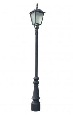 Prezentare produs Stalpi ornamentali pentru iluminat stradal, parcuri, gradini BRAMAL LIGHT - Poza 3