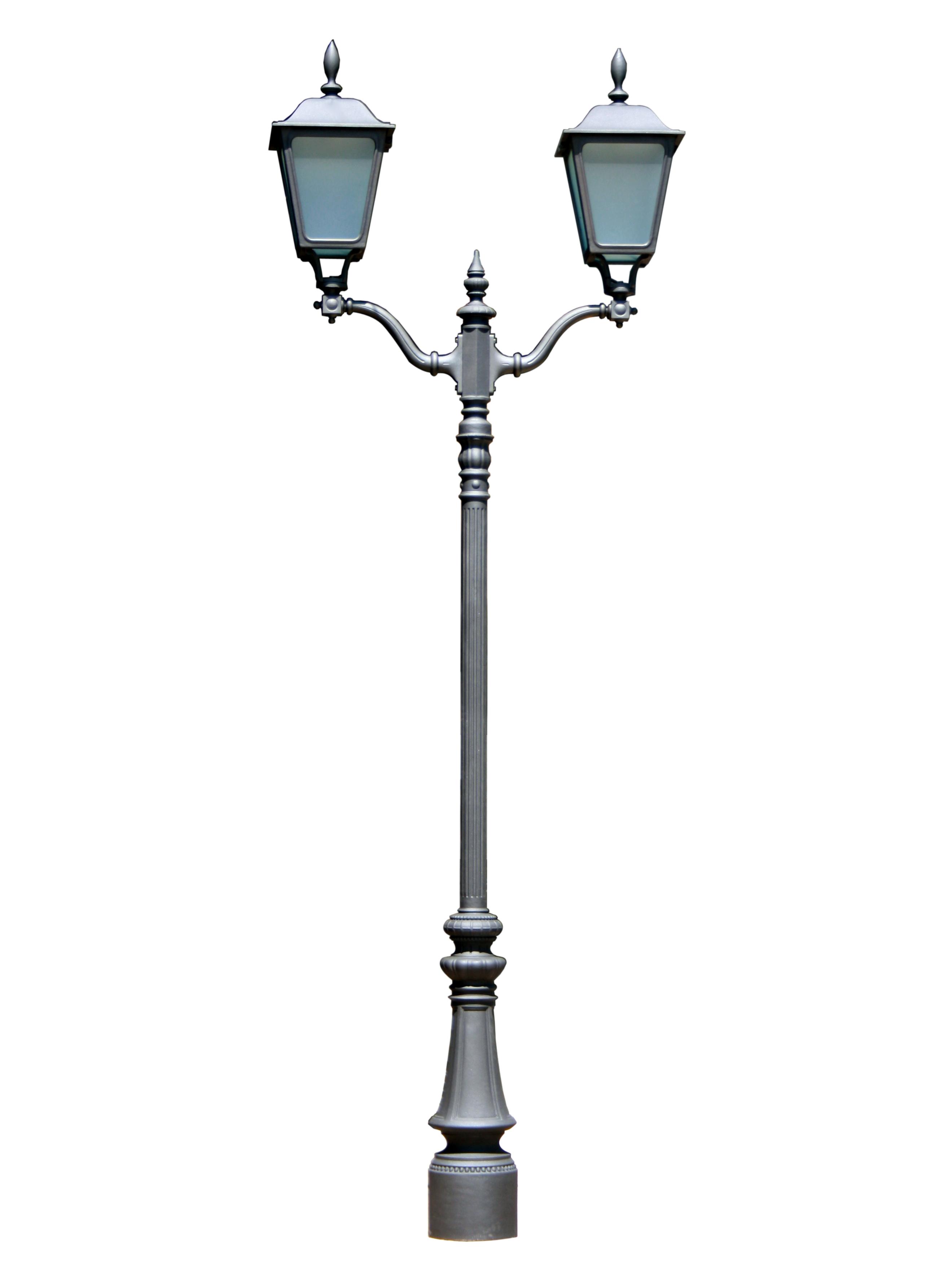 Stalpi ornamentali pentru iluminat stradal, parcuri, gradini BRAMAL LIGHT - Poza 5