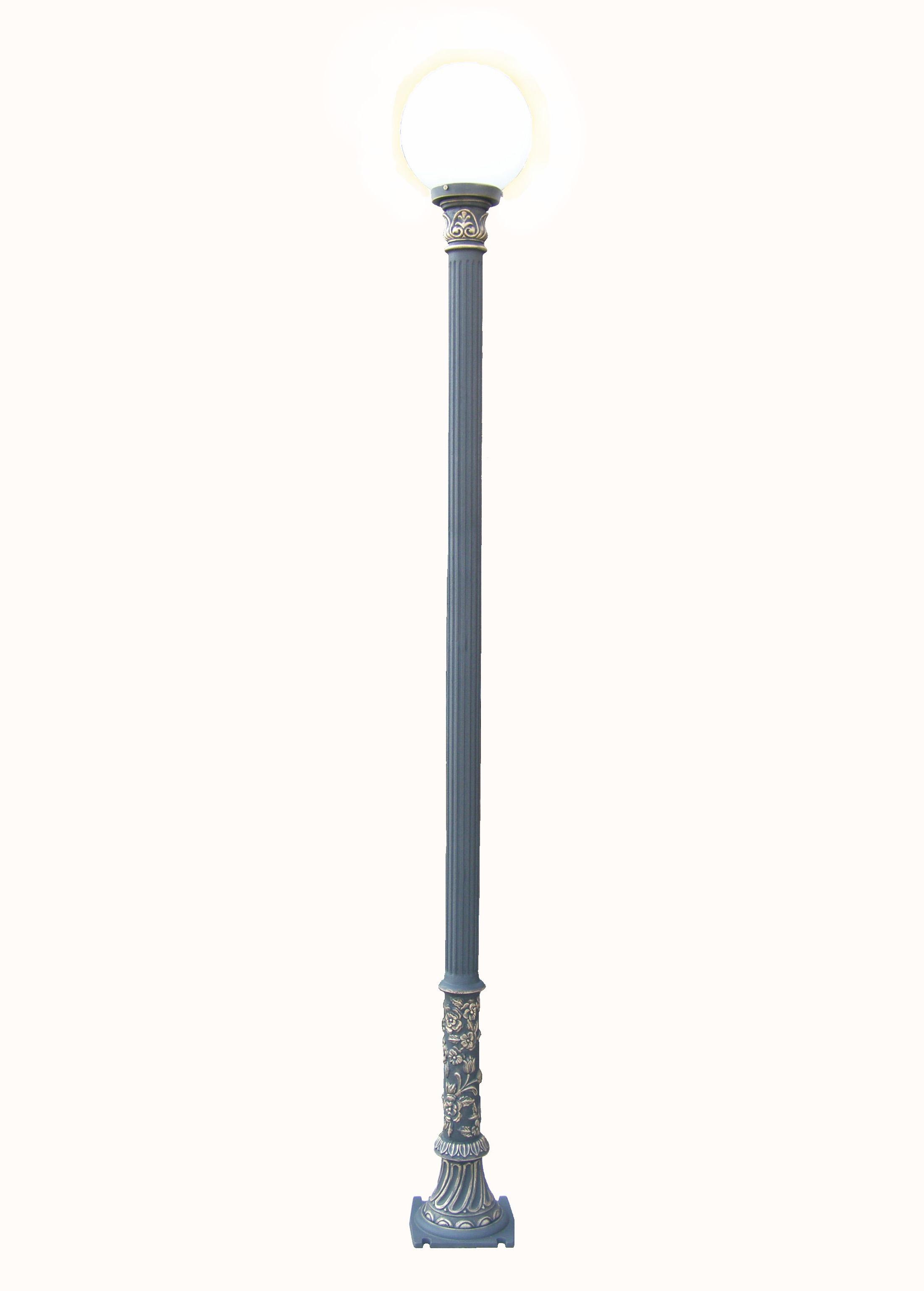 Stalpi ornamentali pentru iluminat stradal, parcuri, gradini BRAMAL LIGHT - Poza 8