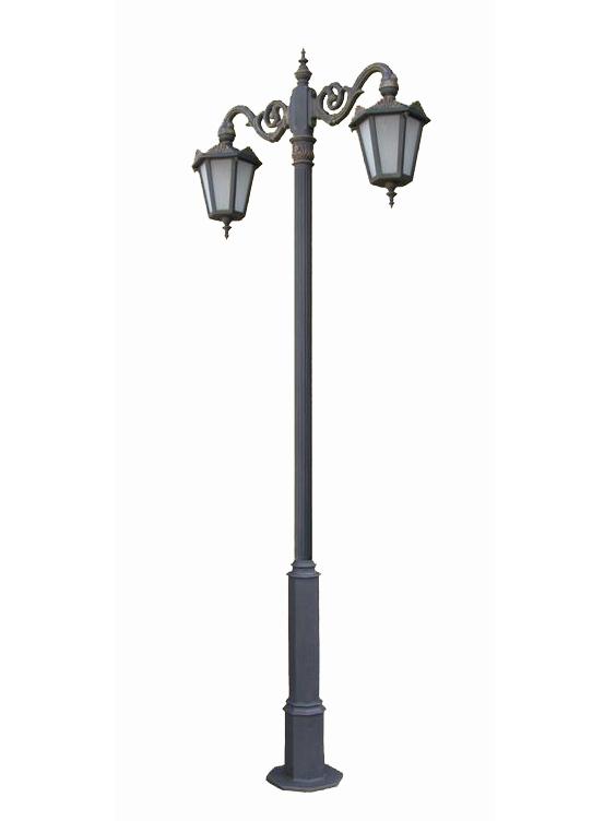 Stalpi ornamentali pentru iluminat stradal, parcuri, gradini BRAMAL LIGHT - Poza 14