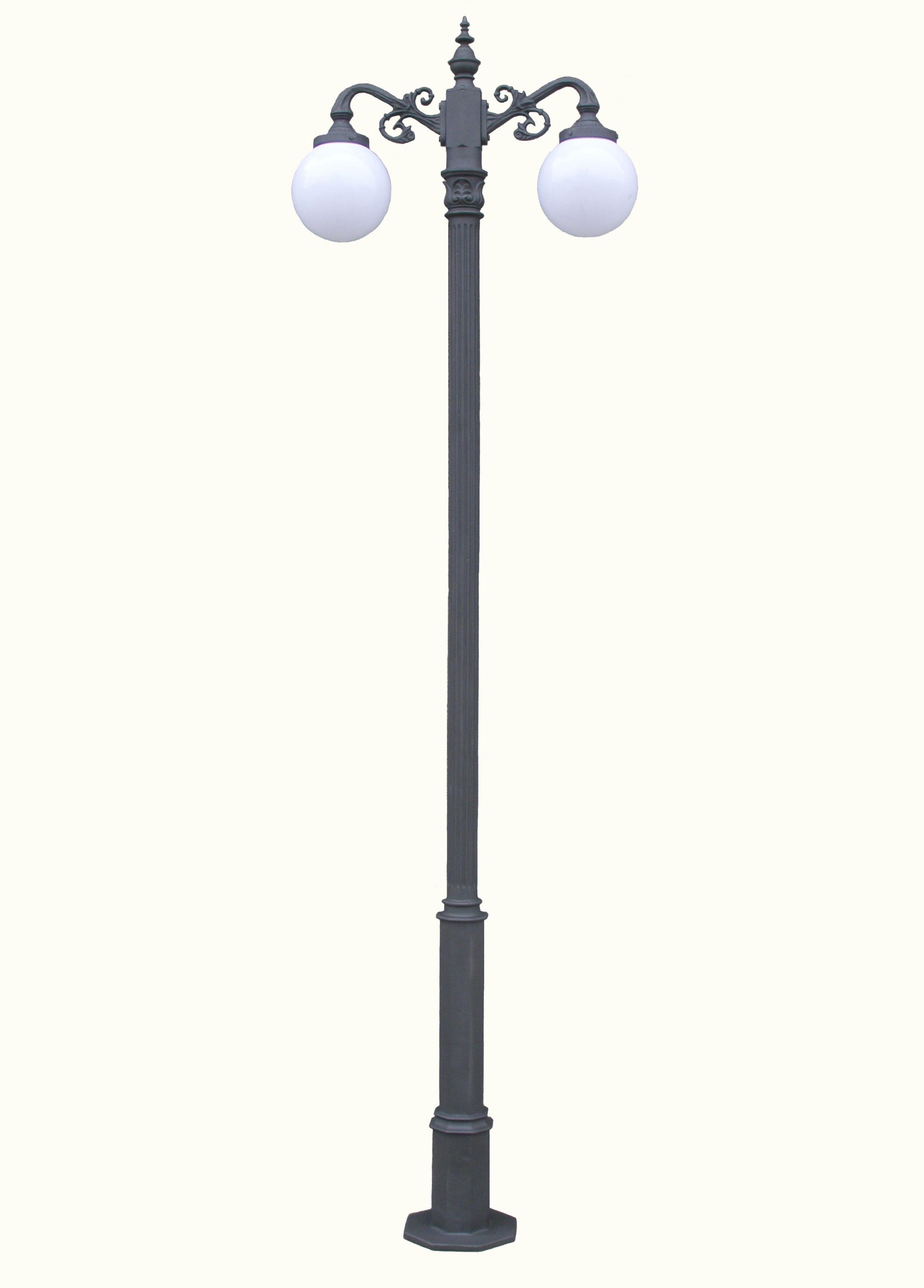 Stalpi ornamentali pentru iluminat stradal, parcuri, gradini BRAMAL LIGHT - Poza 16
