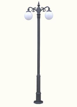 Prezentare produs Stalpi ornamentali pentru iluminat stradal, parcuri, gradini BRAMAL LIGHT - Poza 16